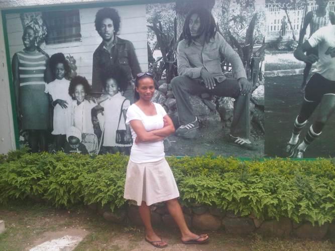 Me and Bob's family