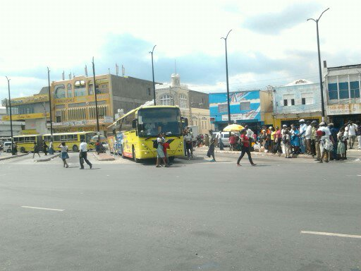 A picture of Kingston Bus Terminal