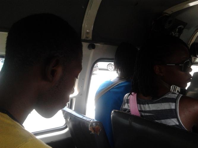 Minibus experience